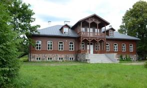 Vilkiškių dvaras po rekonstrukcijos